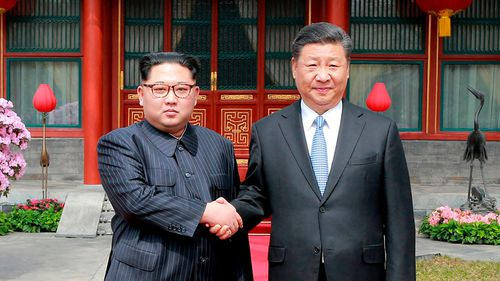 Mr Kim's arrival in Beijing, on his birthday no less, underscores just how important China is, and always has been, in the North Korean leader's eyes.