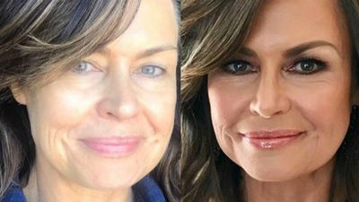 Lisa Wilkinson's makeup-free selfie and transformation will leave you totally inspired