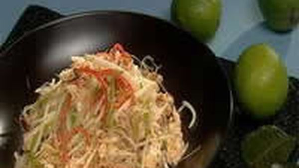 Tangy chilli and lime rice vermicelli