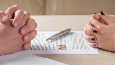 How do I ask for a divorce?