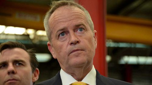 Bill Shorten has accused the government of 'cronyism'.