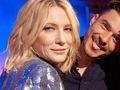 Orlando Bloom reveals he had the 'biggest crush' on Cate Blanchett
