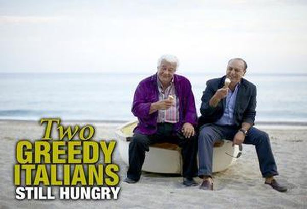Two Greedy Italians... Still Hungry