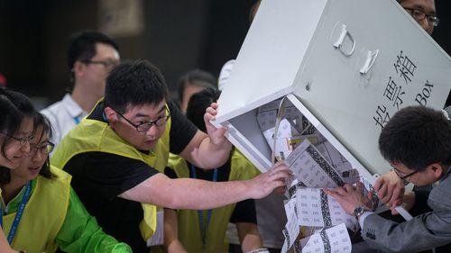 Hong Kong Elections 2016 file