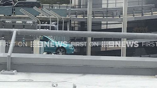 The circumstances surrounding the incident are unknown. (9NEWS)