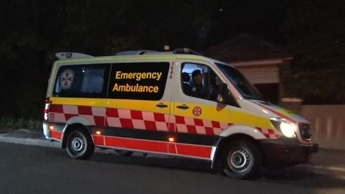 Two ambulance crews attended the home last night.