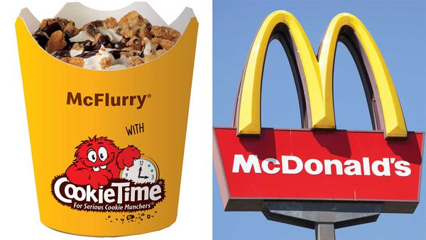 Macca's slash the price of McFlurries