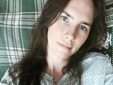 Amanda Knox and Christopher Robinson opens up about miscarriage