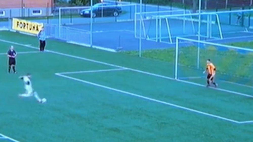 Czech footballers break penalty shootout record