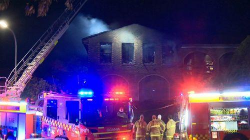Elderly man dies in house fire in Sydney's south-west