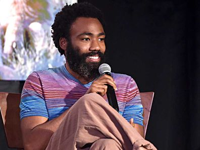 Donald Glover in 2018.