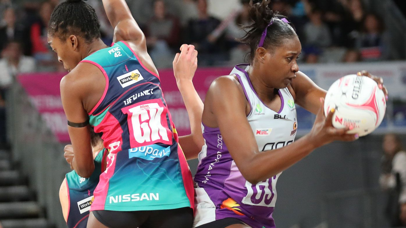 Firebirds upset Vixens in Super Netball