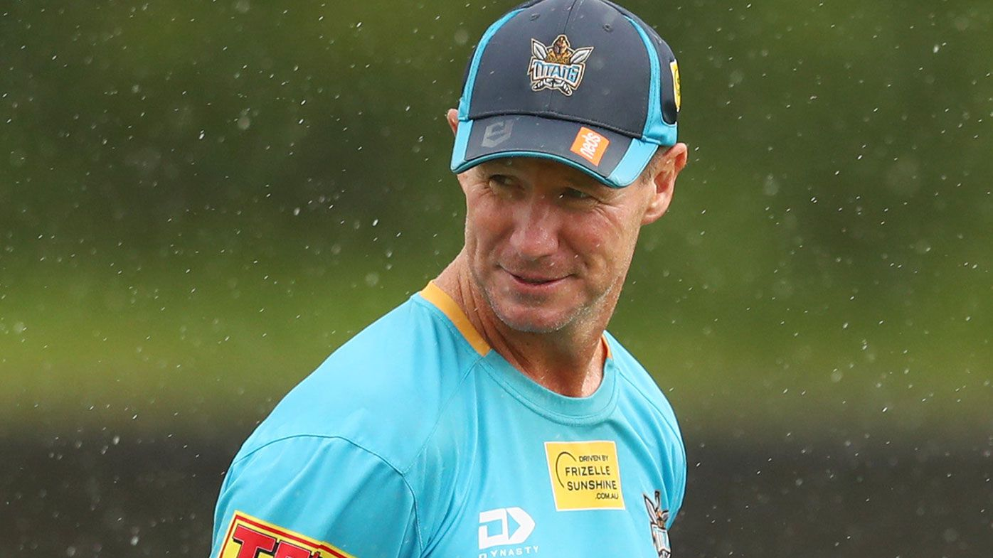 Brad Fittler warns Gold Coast Titans over long-term Justin Holbrook extension after Seibold's Broncos exit