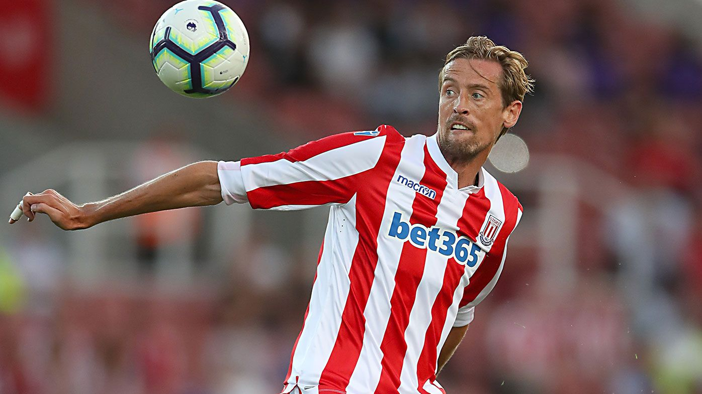 Peter Crouch set for Premier League return at the age of 38