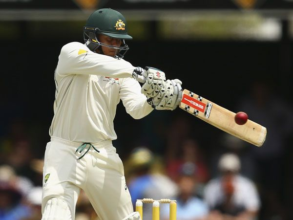 Usman Khawaja. (Getty)