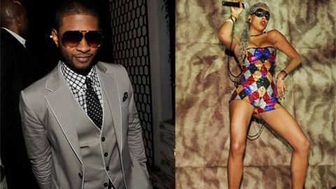 Kelis, Usher