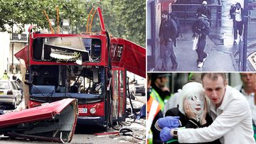 Suicide bombers killed 52 people and injured over 700 others on three Underground trains and a bus during the morning rush hour of 7th July 2005.