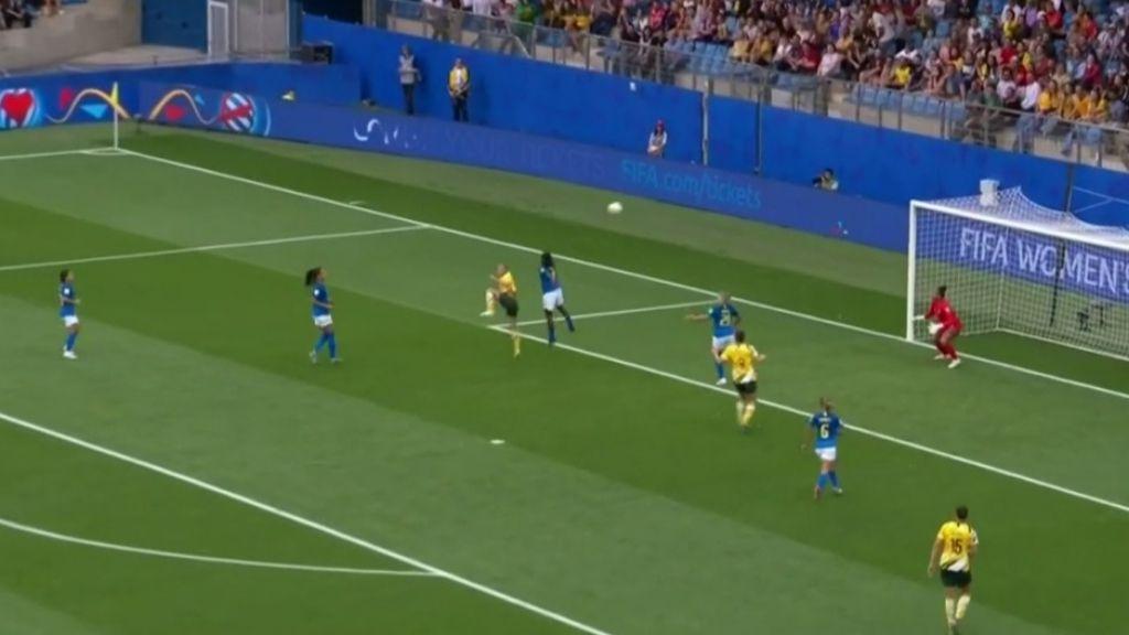 Matildas stun Brazil in 3-2 comeback classic
