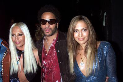 Jennifer Lopez and Lenny Kravitz have been longtime friends.