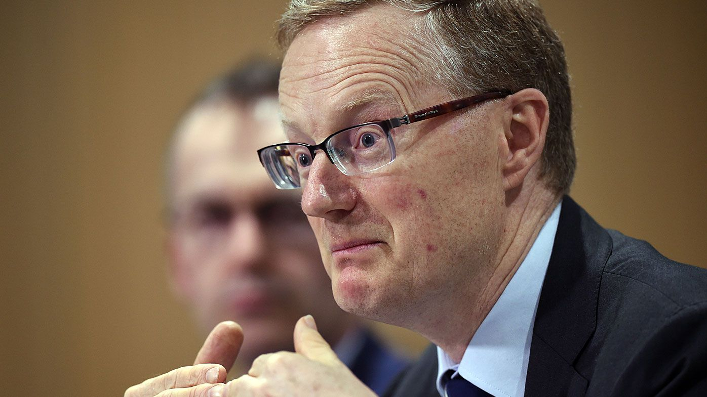 Reserve Bank boss Philip Lowe says more wage growth is expected but it won't be very strong. (AAP)