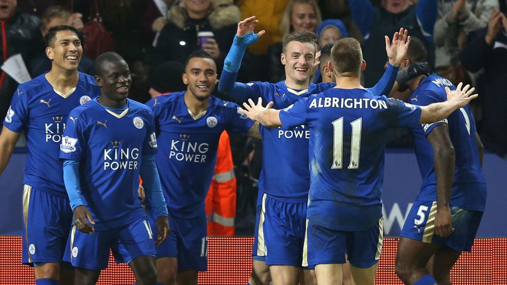 Football: Leicester City supporter wins massive bet