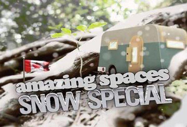 Amazing Spaces: Snow Special 2017