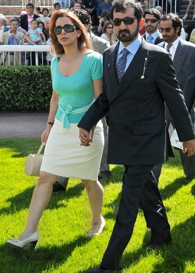 Princess Haya: Custody battle with Sheikh Mohammed to be heard in UK