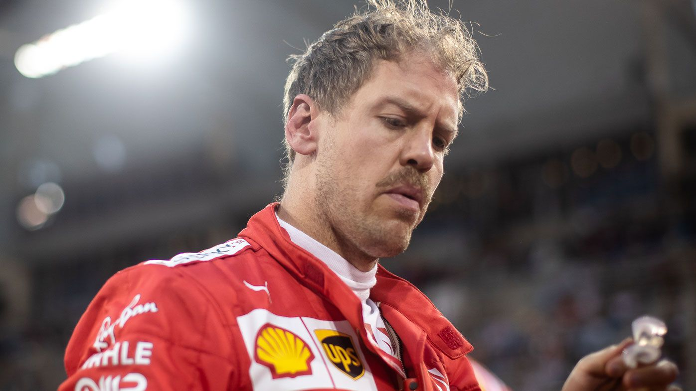 Spinning Sebastian Vettel branded 'same as last year' by F1 champion Nico Rosberg