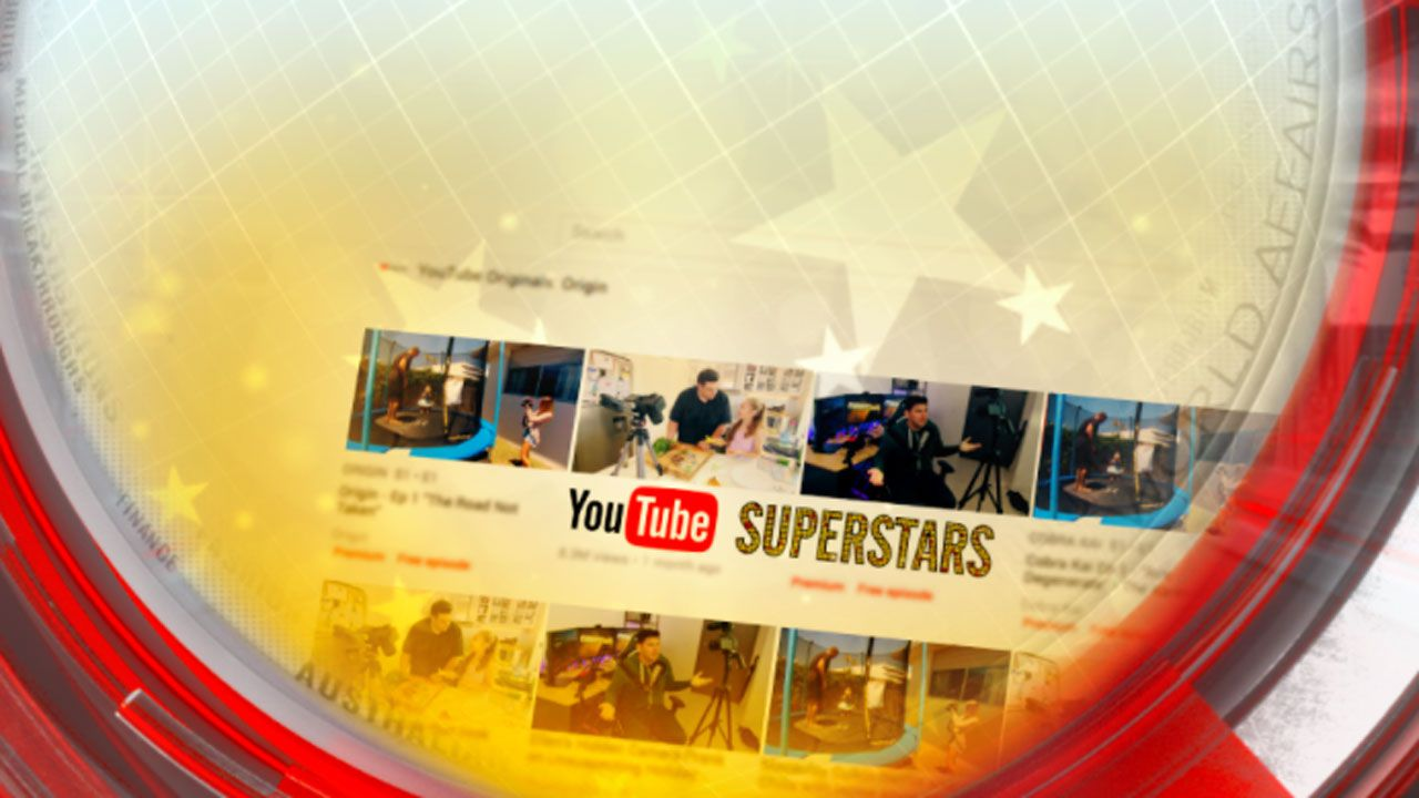 youtube superstars a current affair 2018 short video