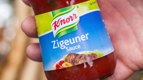 German food company to change racist name of popular sauce
