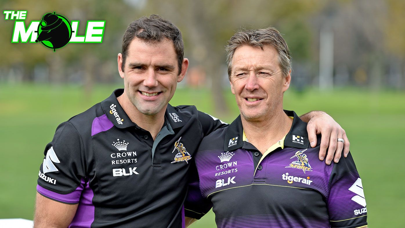 The Mole: Melbourne Storm continues aggressive recruiting drive