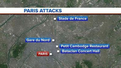 Paris attacks: A timeline of terror  (Gallery)