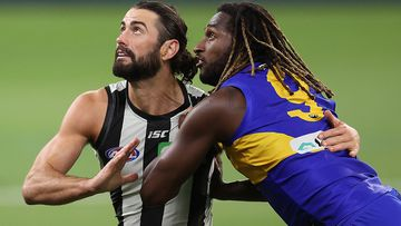 'Cherry ripe': Magpies shoot down Grundy injury concerns