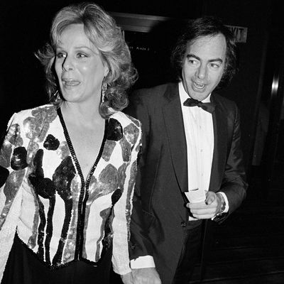 9. Neil Diamond and Marcia Murphey
