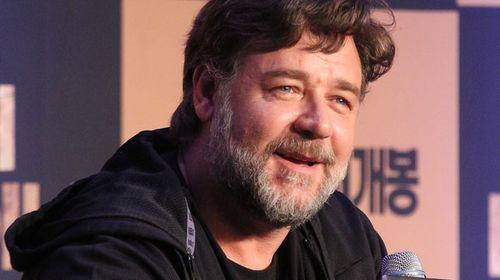 Russell Crowe. (AAP)