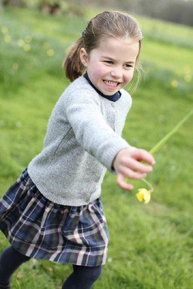 Princess Charlotte turns 5 on May 2.