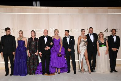 Monaco Royals and celebs line up on red carpet at 5th Monte-Carlo Gala for Planetary Health