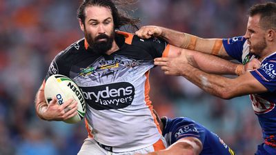 <strong>8. Wests Tigers (last week 12)</strong>