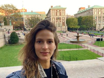 Jeanne Cadieu is a student at Colombia University.