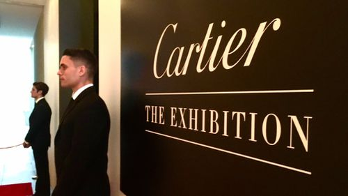 Cartier: The Exhibition opens March 30 at the National Gallery of Australia. (9NEWS)