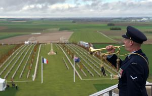 Remembrance Day 2018: Australians mark 100 years since Armistice in Villers-Bretonneux