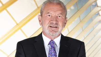 Lord Alan Sugar Celebrity Apprentice Australia