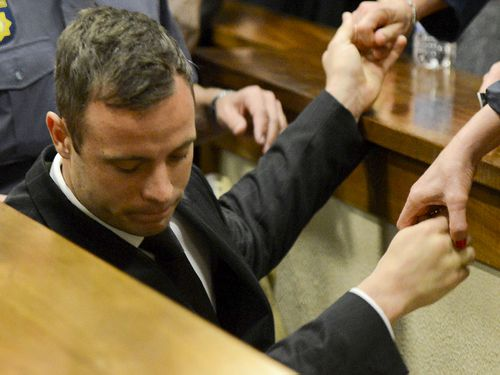 Oscar Pistorius. (Getty)