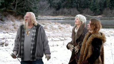 Alaskan Bush People is now streaming on 9Now