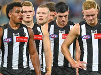 Cornes lashes cocky Magpies after loss