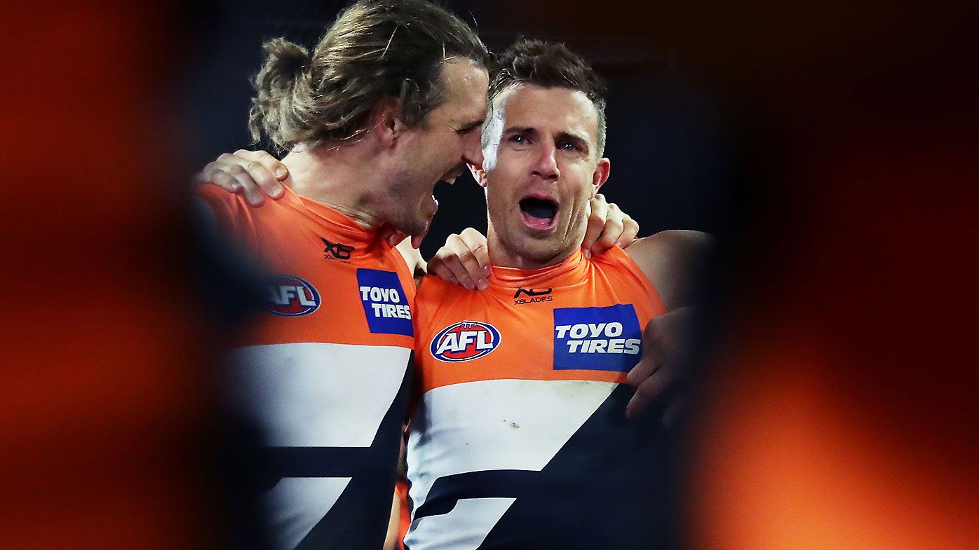 'Still a glimmer': Retiring Giants star Brett Deledio refusing to completely rule out fairtytale injury return