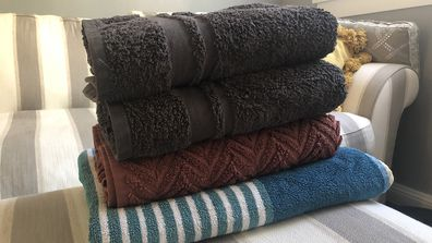 I tried a bargain laundry tip and my towels have never been softer
