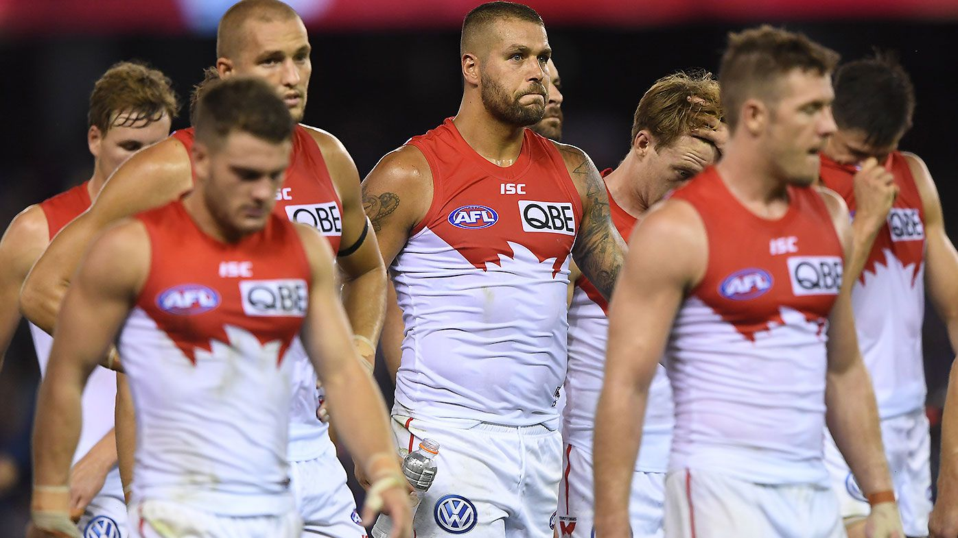 Speedy Western Bulldogs expose Sydney's worrying lack of pace