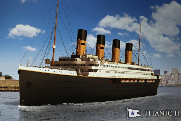 Clive Palmer has shied away from declaring the new Titanic 'unsinkable'. (AAP)