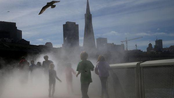 The Fog Bridge at San Francisco's Exploratorium